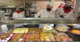Restoranlar yeniden hizmete açıldı