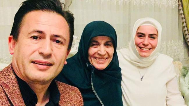 Şadi Yazıcı'nın annesi Türkan Yazıcı, Hakk'a yürüdü