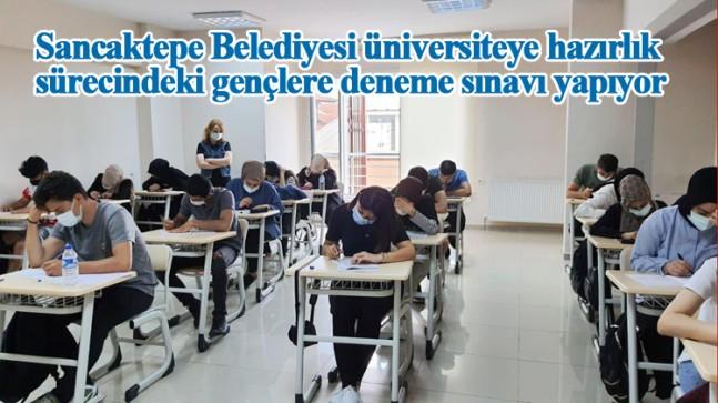 Sancaktepe Belediyesi, lise öğrencilerini üniversiteye hazırlıyor