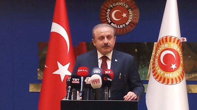 TBMM Başkan Mustafa Şentop, 10 bin dolar alan 'kimdir'e açıklık getirdi
