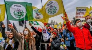 Terör sevici HDP'ye yeniden dava açıldı