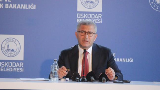 """Türkmen, """"Validebağ Korusu'nu adeta Cennetten bir köşeye dönüştüreceğiz"""""""