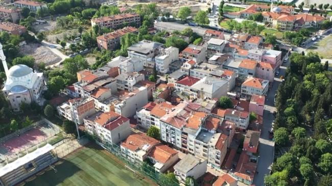 Zeytinburnu Belediyesi kentsel dönüşüm çalışmalarını başlattı