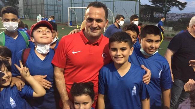 Beyoğlu'nda yaz spor okulları başladı