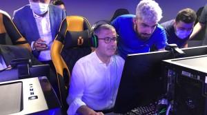 Üsküdar Belediyesi, gençlerin ilgi ve talebi üzerine E-Spor Merkezi'ni açtı