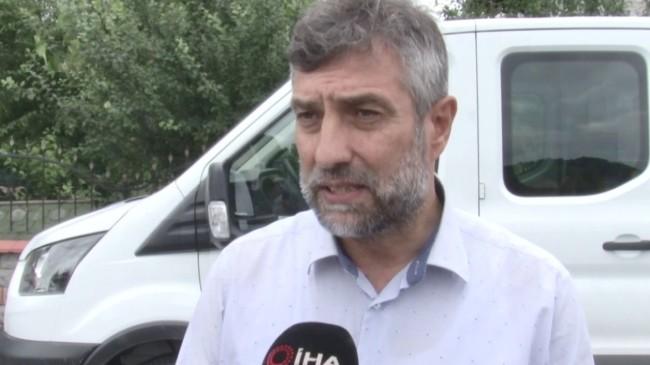 """Şile Belediye Başkanı İlhan Ocaklı, """"Metrekareye yaklaşık 50 kiloya yakın yağış oldu"""""""