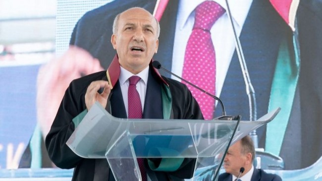 İstanbul 2 No'lu Baro Başkanlığı'na Yasin Şamlı seçildi