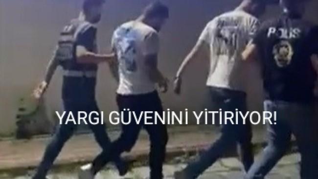 Anadolu Ajansı muhabiri Ekrem Biçeroğlu'nu darp edenler serbest!