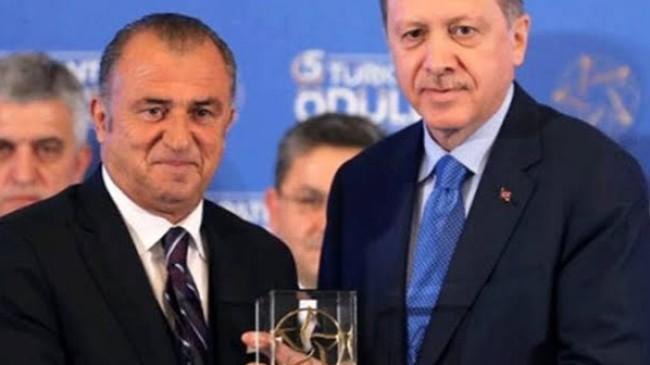 Erdoğan, Başkan Elmas ve Fatih Terim'i arayıp başarılar diledi