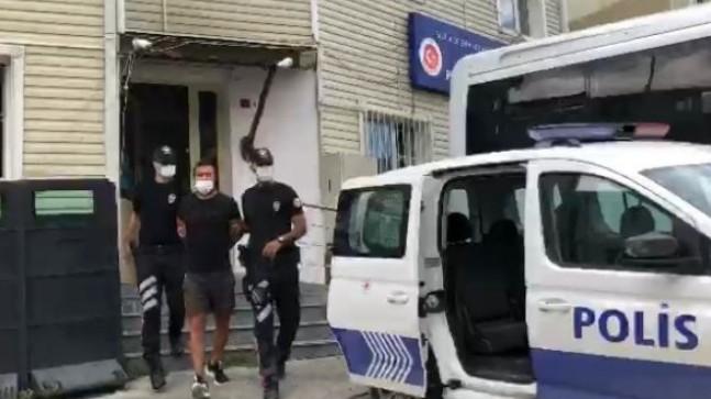 Şile'de A Haber kameramanını darp eden cankurtaran adliyeye sevk edildi