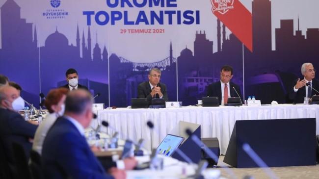 İBB Başkanı İmamoğlu'nun bin taksi teklifi, UKOME toplantısında reddedildi