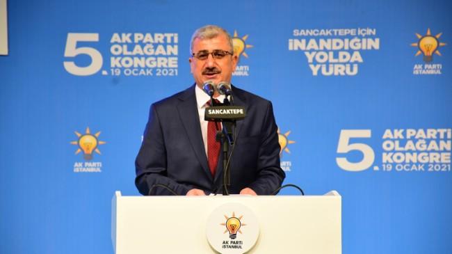 AK Parti Sancaktepe İlçe Başkanı Adil Kandemir'den Kurban Bayramı mesajı