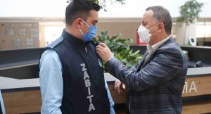 """Bağcılar Belediyesi Başkanı Çağırıcı, """"Yaka kameraları sayesinde talep ve şikayetleri daha sağlıklı değerlendirileceğiz"""""""