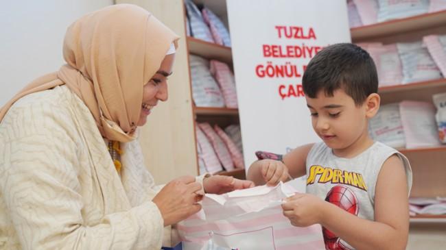 """Fatma Yazıcı, """"Bu sevinci çocukların gözlerinde görmek beni çocukluğuma götürdü"""""""