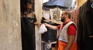 İDDEF'in kurbanda da Gazze'ye yardım çalışmaları devam ediyor