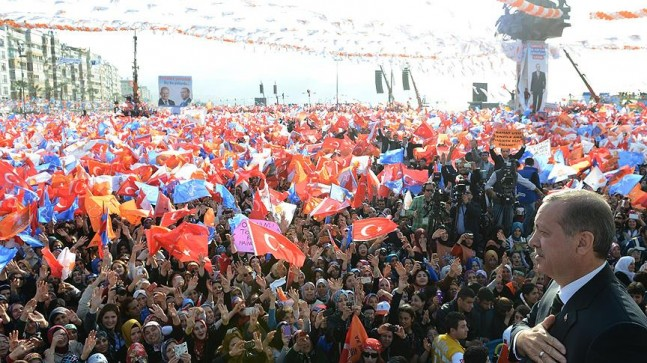 İkinci yirmi yılın AK Partisi