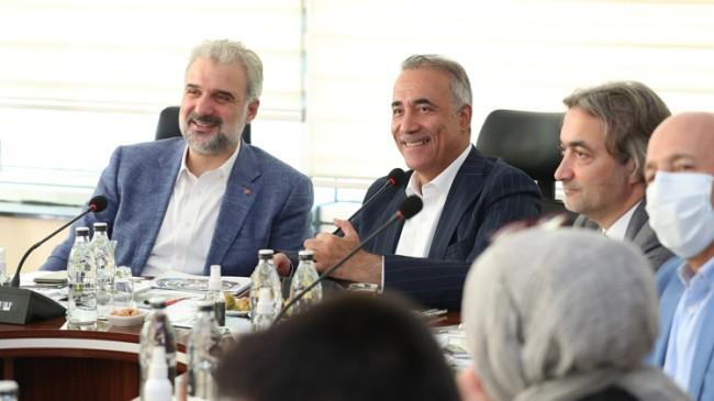 İstanbul İl Bakanı Osman Nuri Kabaktepe, Sultan Şehir, Sultangazi'de