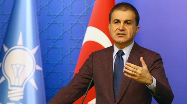 """Ömer Çelik, """"Bu karar, Avrupa'daki Müslümanlara karşı ön yargıyı besler"""""""