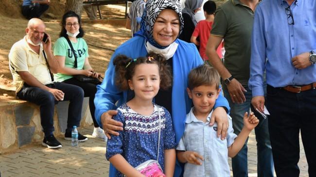 Sancaktepe Belediye Başkanı Şeyma Döğücü'den Kurban Bayramı mesajı