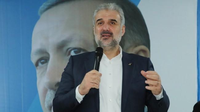 İl Başkanı Kabaktepe, İmamoğlu'nun sağlıkçılarla ilgili 'veto' kararına ilişkin açıklama yaptı