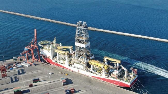 Yavuz Sondaj Gemisi'nde Karadeniz'e hareket hazırlığı var