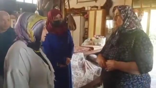 Sancaktepe Belediye Başkanı Döğücü, Manavgat halkının yanında