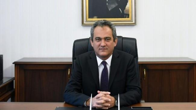 Milli Eğitim Bakanı Mahmut Özer oldu