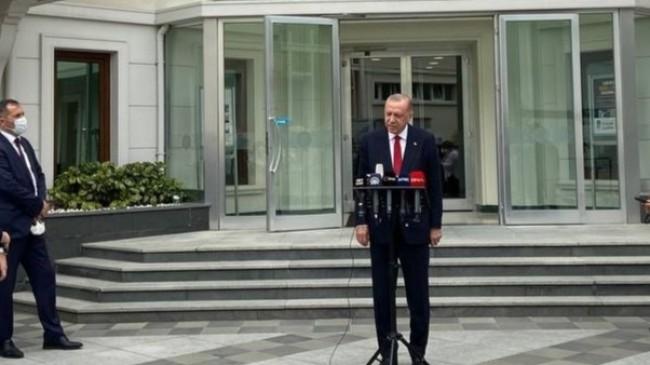 """Erdoğan, """"Kılıçdaroğlu'nun yalandan başka bir sıfatı yoktur!"""""""