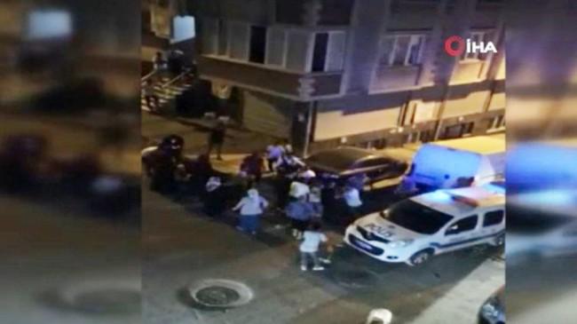 Sultangazi'de polislere saldıran 8 kişi adliyeye sevk edildi