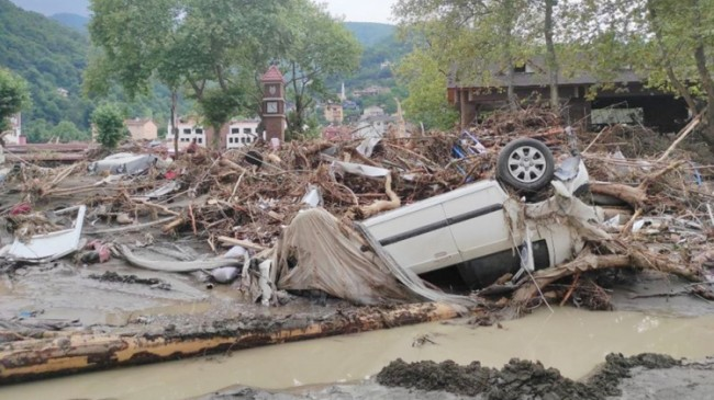 """AFAD, """"Sel felaketlerinde 27 vatandaşımız hayatını kaybetti"""""""