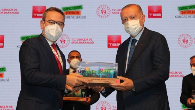 """Başakşehir Belediyesi """"Mobil Uygulama Ödülü""""ne layik görüldü"""