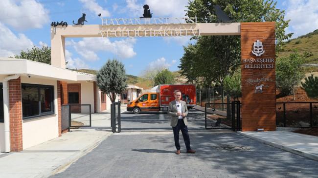 Başkaşehir Belediyesi'nden 5 yıldızlı 'Hayvan Hastanesi ve Geçici Bakımevi'