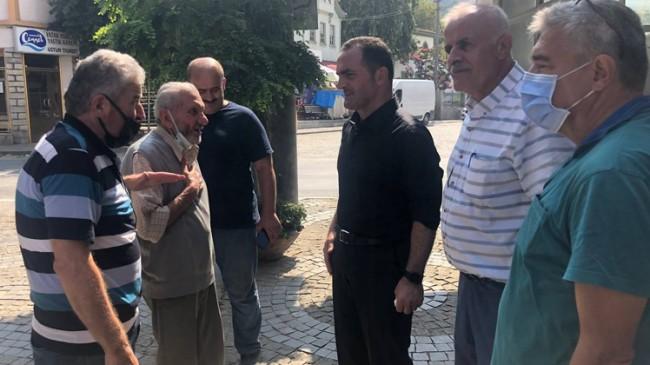 Beyoğlu Kastamonu'da yaraları sarıyor
