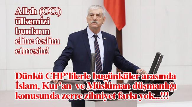 CHP'nin devşirme vekili Kani Beko'dan Kur'an ve İslam düşmanlığı!