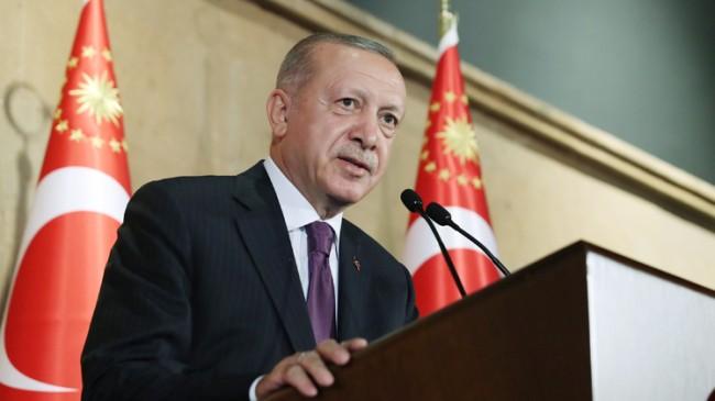 Cumhurbaşkanı Erdoğan, göçmen konusunda son noktayı koydu