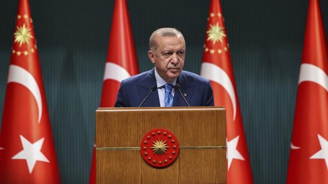 Erdoğan, aşı olamayanlar için nerelerde yaptırım uygulanacağını sıraladı!