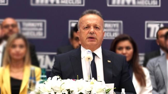 """İsmail Gülle, """"Yeni hedefimiz 5 yıl içinde yıllık 300 milyar dolar ihracat yapmak"""""""