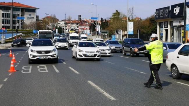 İstanbullulara trafik cezasında rekor!