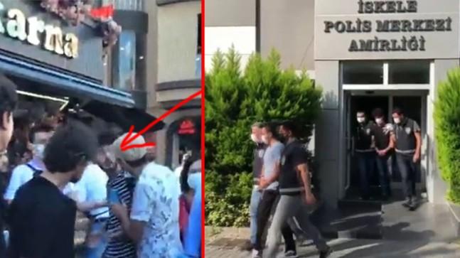 Mert Armağan'a saldıran geziciler gözaltına alınıp adliyeye sevk edildi