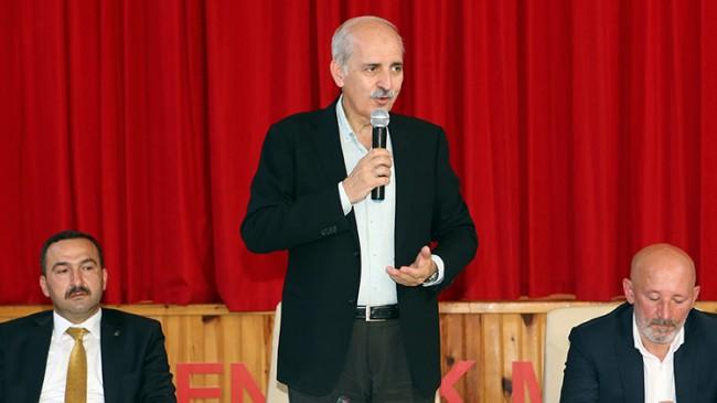 Numan Kurtulmuş, AK Partinin başardığı en önemli şeyden bahsetti