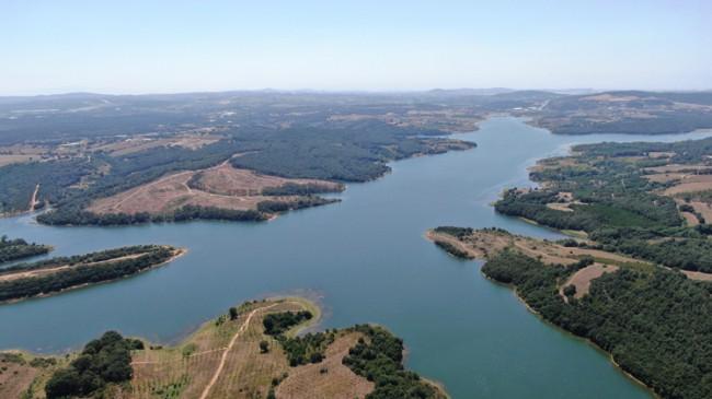 Ömerli Barajı, son 10 yılın en yüksek seviyesine ulaştı