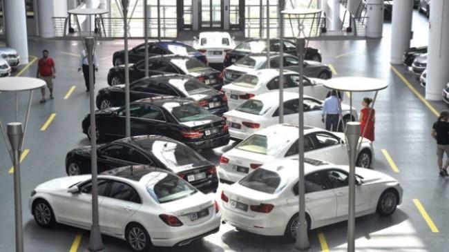 Otomotiv üretimi 7 ayda yüzde 11 arttı