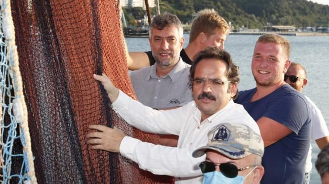 Şileli balıkçılar, 'vira bismillah' dedi