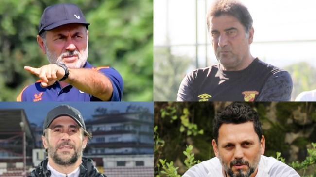 Süper Lig'de 20 takımın 18'inde yerli hoca