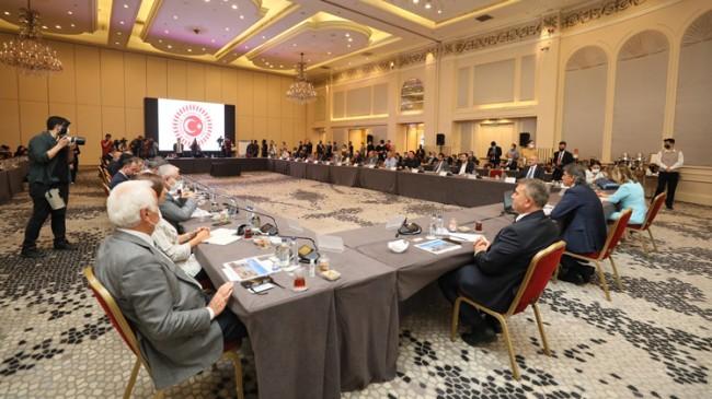 TBMM Müsilaj Sorunu Araştırma Komisyonu İstanbul'da toplandı