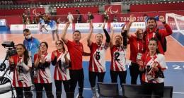 Golbol Kadın Milli Takımı Olimpiyat Şampiyonu!