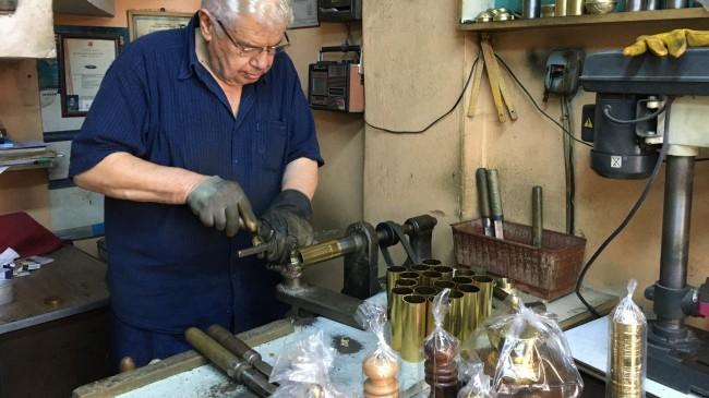 40 yıllık hatır için 150 yıldır kahve değirmeni üretiyorlar