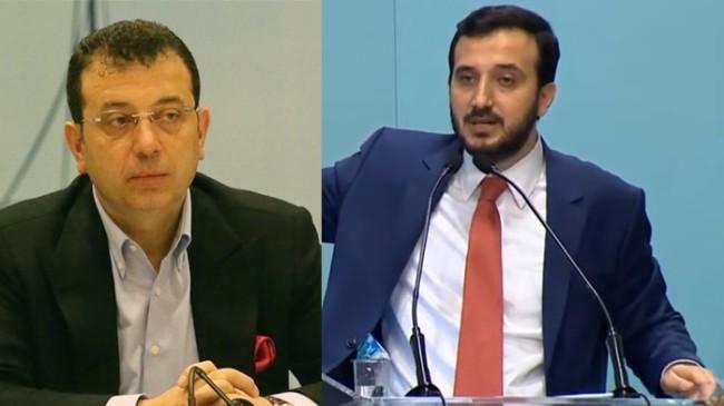 Abdullah Özdemir, Ekrem İmamoğlu'nun yalanına rakamlarla cevap verdi!