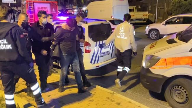 Alkollü sürücüden zincirleme kaza