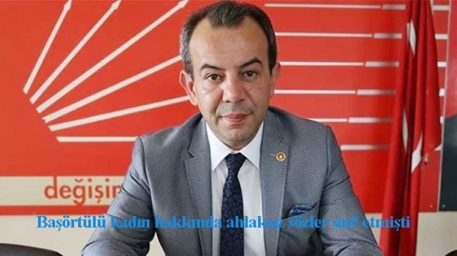 CHP, Bolu'nun şarlatan Belediye Başkanı Tanju Özcan'ı Disiplin Kuruluna sevk etti